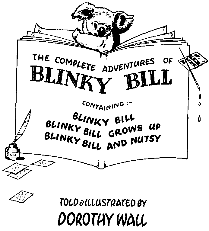 The Project Gutenberg Ebook Of The Complete Adventures Of Blinky