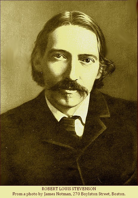 THE PERSONALITY AND STYLE OF ROBERT LOUIS STEVENSON - Stevenson-01