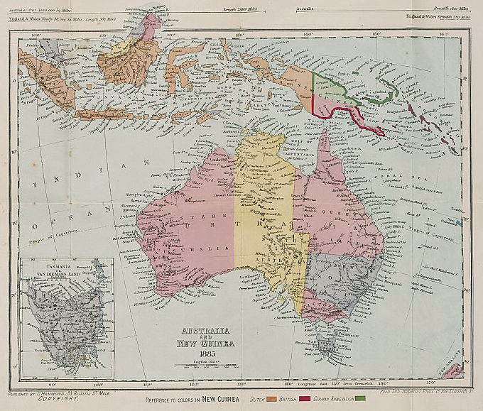 Download this Hammond Map Australia... picture