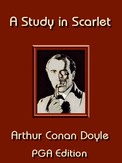 A study in scarlet cover image fandeluxe Gallery