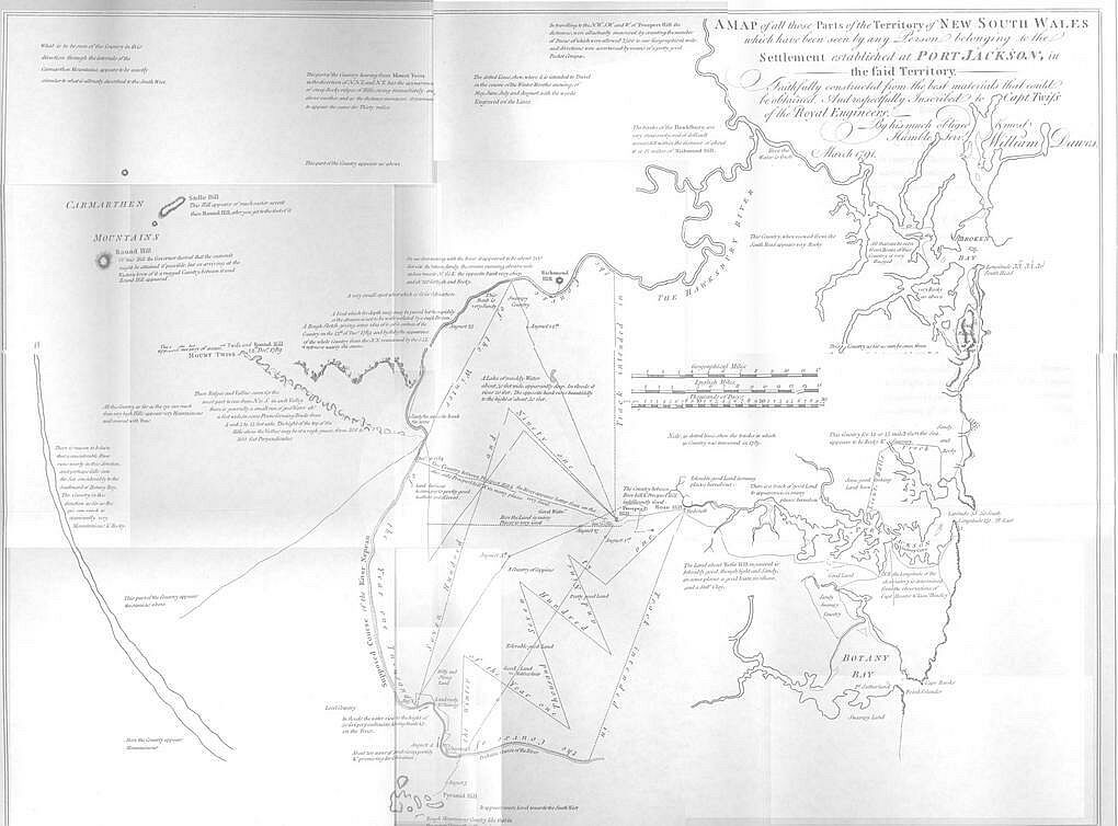An Historical Journal of the Transactions at Port Jackson and