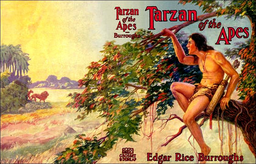 tarzan of the apes essay