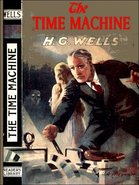 The time machine an invention cover the time machine fandeluxe Epub