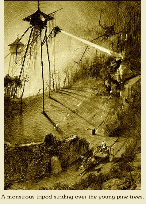 Image result for war of the worlds 1898