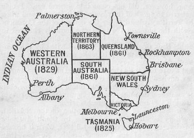 Britain's colonisation of Australia