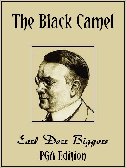 The black camel earl derr biggers fandeluxe Image collections