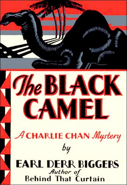 The black camel cover of first edition fandeluxe Image collections