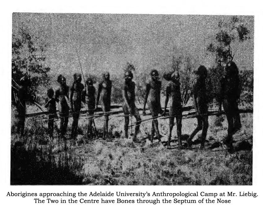 The Passing of the Aborigines