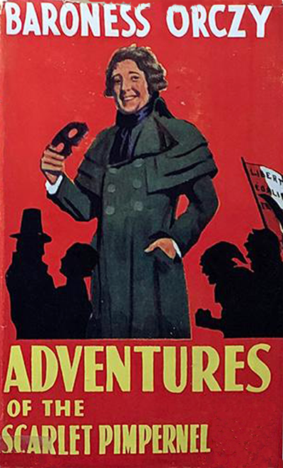 Adventures Of The Scarlet Pimpernel
