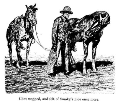 Smoky the Cowhorse by Will James PB 2004