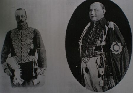 SIR REGINALD CRADDOCK and and SIR HARCOURT BUTLER