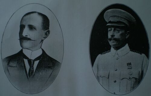 DONALD MACZENZIE SMEATON, M.A., Bengal Civil Service AND W. V. WALLACE, Commissione