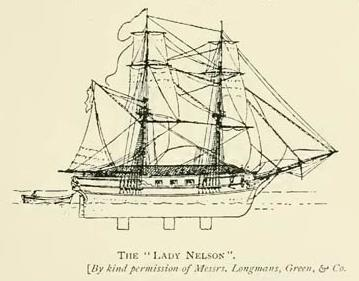 The Lady Nelson