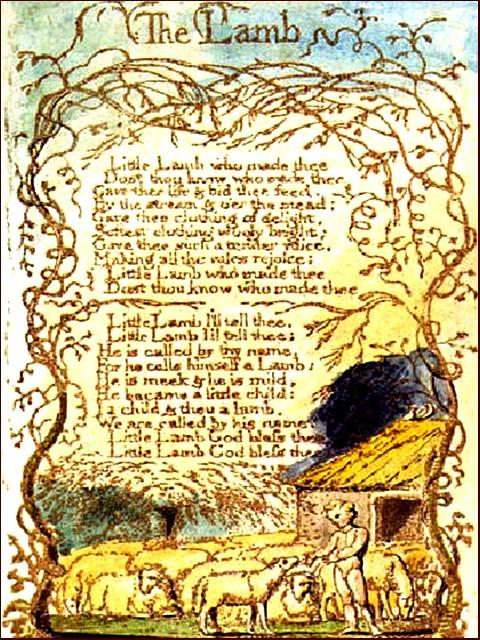 William Blake gutenberg