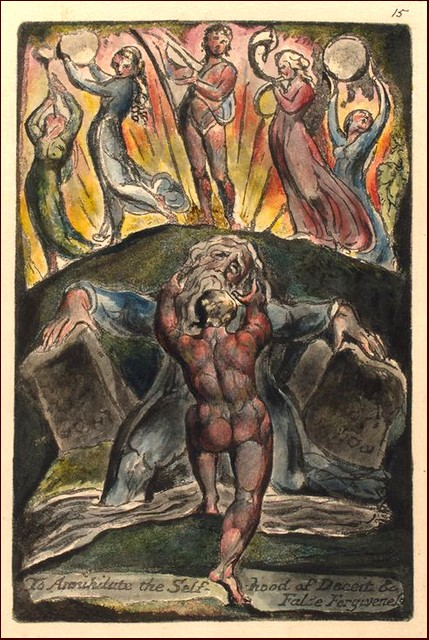 to what extent are william blake's For blake, the bible was the greatest work of poetry ever written, and comprised  the basis of true art, as opposed to the false, pagan ideal of classicism.