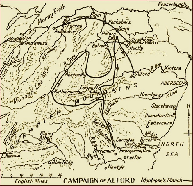 Sweet-Tempered 1894 Map Central Scotland Perth Stirling Dumbarton Renfrew Glasgow Lanark World Maps