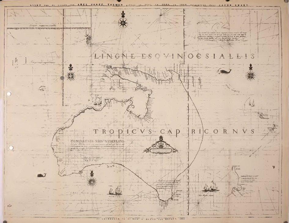 Early Tasmania
