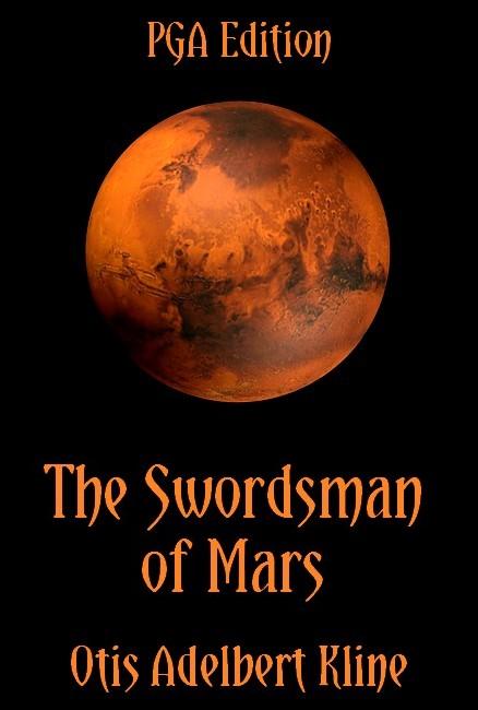 fe651fa6 The Swordsman of Mars