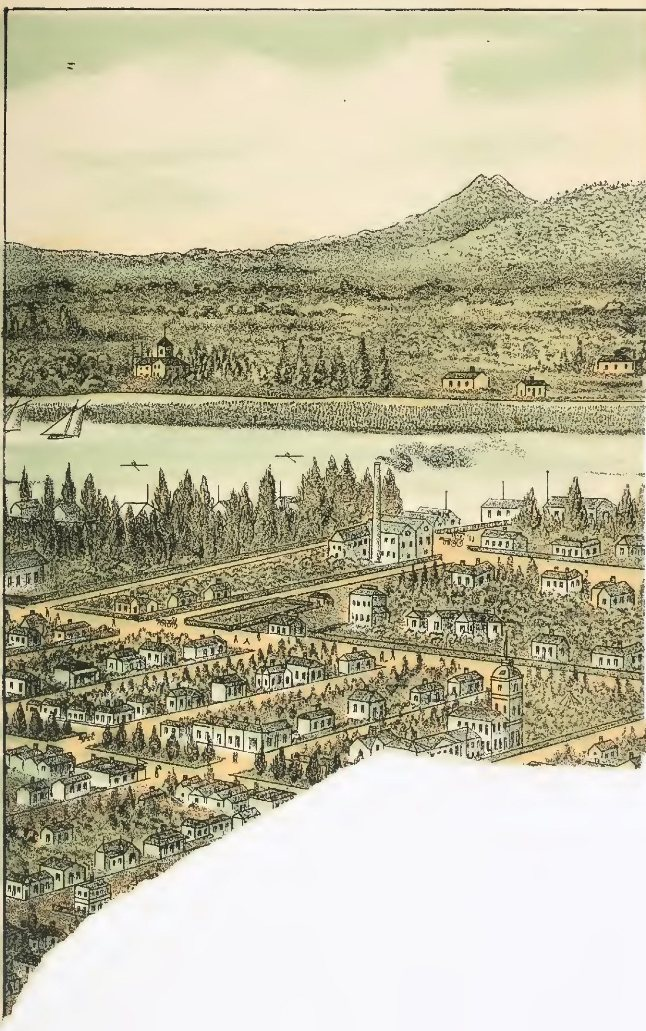 The History of Ballarat, from the First Pastoral Settlement