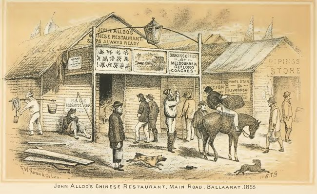 The History Ballarat From First Pastoral Settlement Present Time