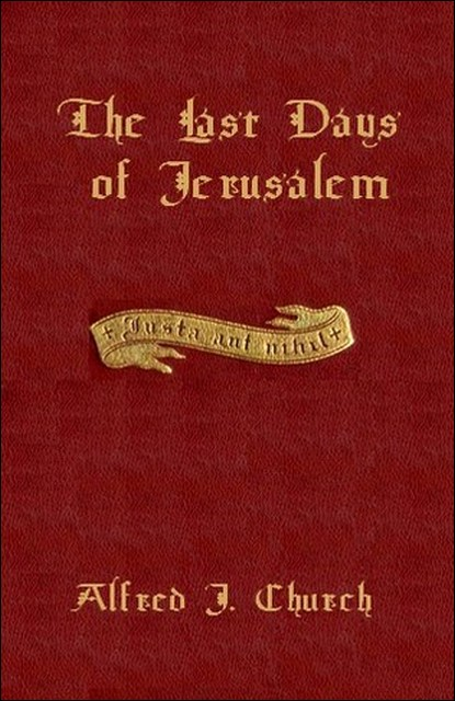 The last days of jerusalem cover image fandeluxe Ebook collections