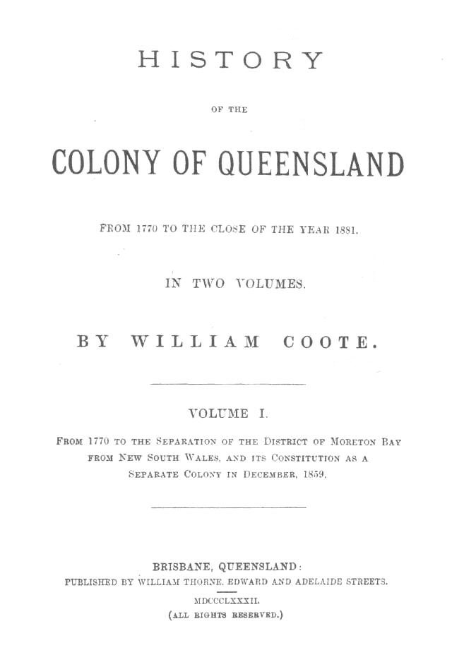 68439fce66e History of the Colony of Queensland