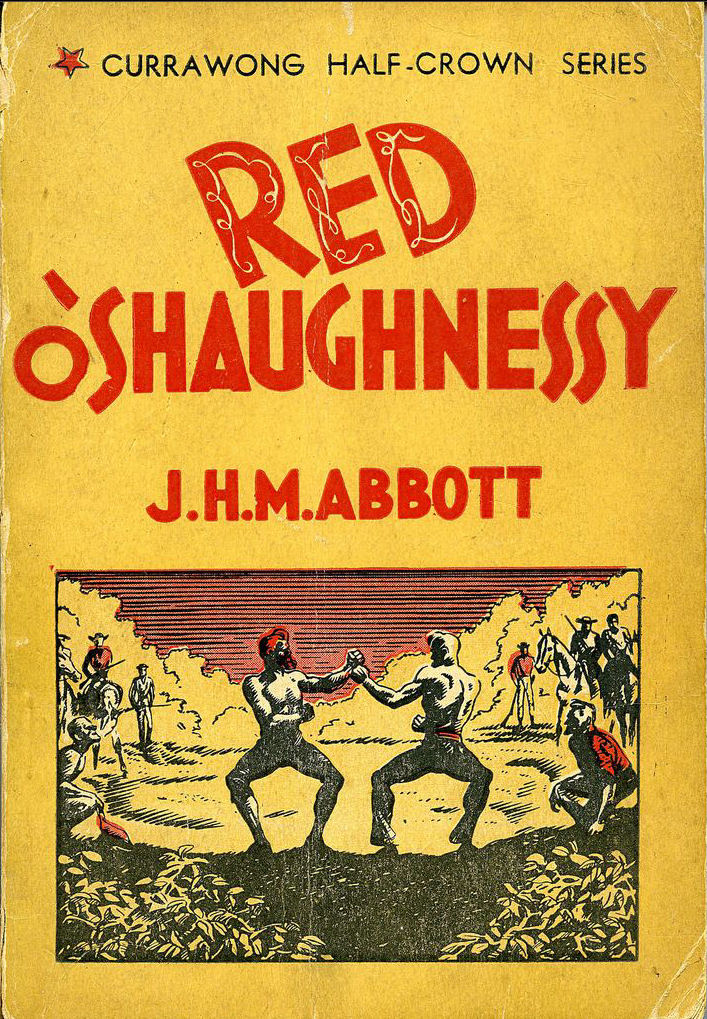 Red O'shaughnessy, by J  H  M  Abbott