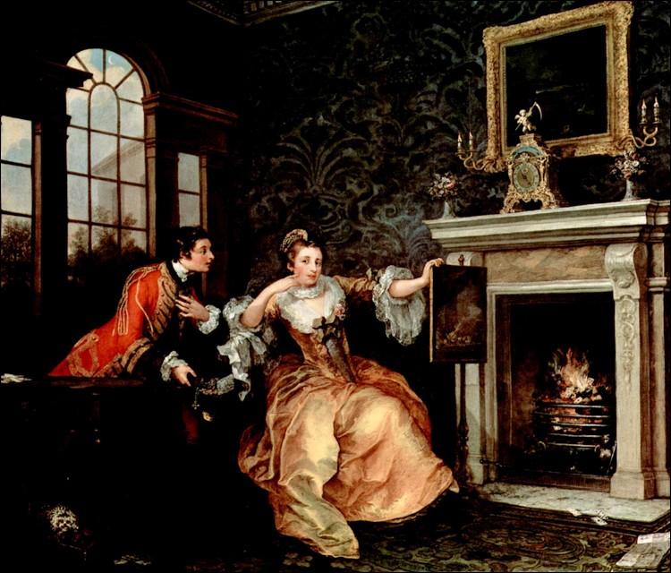 William Hogarth: The Cockney's Mirror