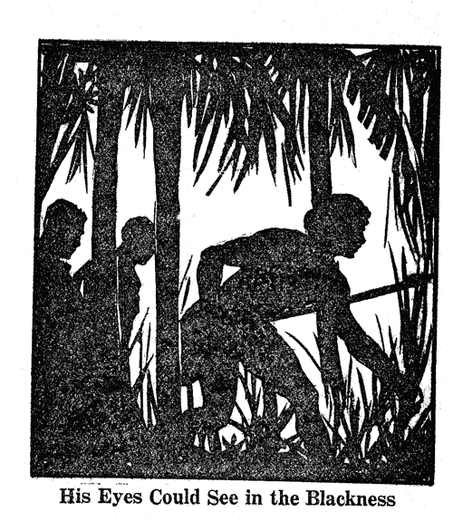 Jaragu of the Jungle