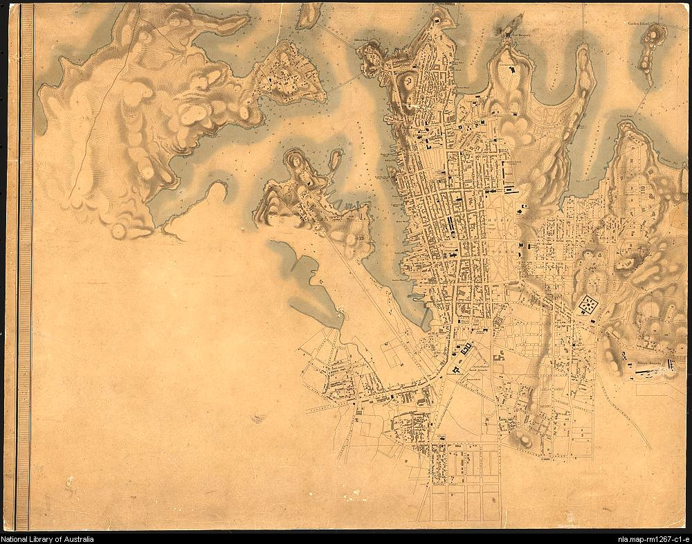 Map Of Australia 1830.Exploration Maps And Charts Discovery Of Australia By Land