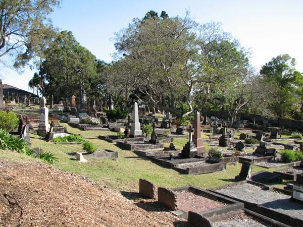 St Johns Cemetery Gordon