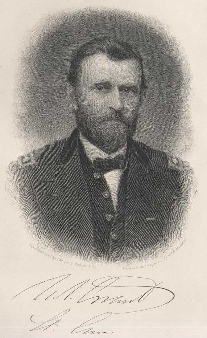 Dr widgers library grants birthplace portrait other commanders fandeluxe Images